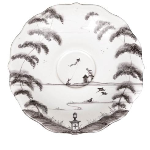 Juliska Country Estate Flint Saucer Garden Follies $27.00