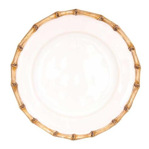 Juliska  Classic Bamboo Natural Side/Cocktail Plate $20.00