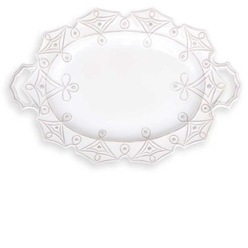 Juliska Jardins du Monde Whitewash Turkey Platter $298.00