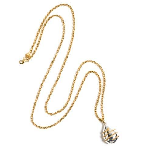 $195.00 Dew Drop Pendant Necklace, Gold/Silver