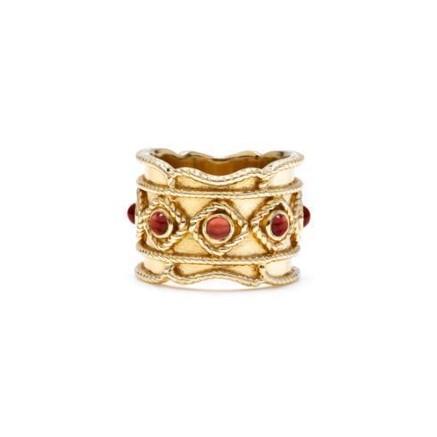 $150.00 Ring - Size 8 - Garnet