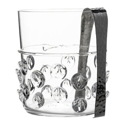 Ice Bucket with Tongs