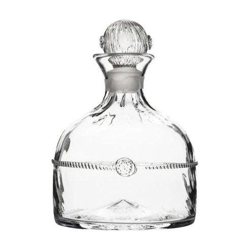 Juliska  Graham Whiskey Decanter $195.00