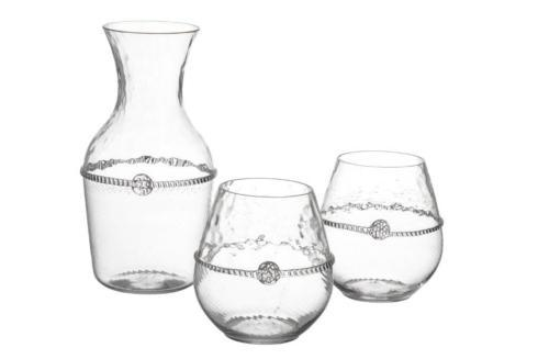 $225.00 Carafe + 2 Stemless Red Wine Gift Set