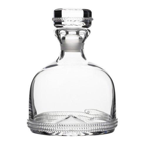 Juliska  Dean Whiskey Decanter $165.00