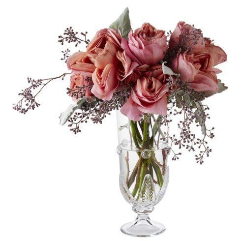 Juliska  Acanthus Berry Vase $168.00