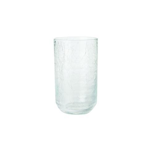 Juliska Everyday Glassware (Hand Pressed) Hugo Large Beverage/Highball Glass $29.00