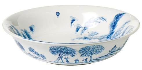 "Juliska Country Estate Delft Blue 10"" Serving Bowl Harvest $135.00"