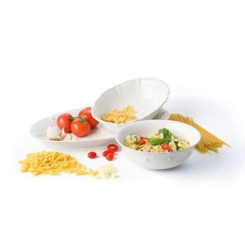 Juliska Berry & Thread Serveware Serving Bundle (JA31/W, JA98/W, JOPL/W) $265.00