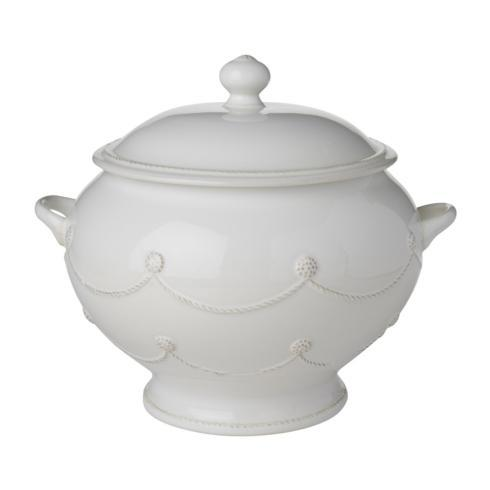 Juliska Berry & Thread Whitewash Soup Tureen $250.00