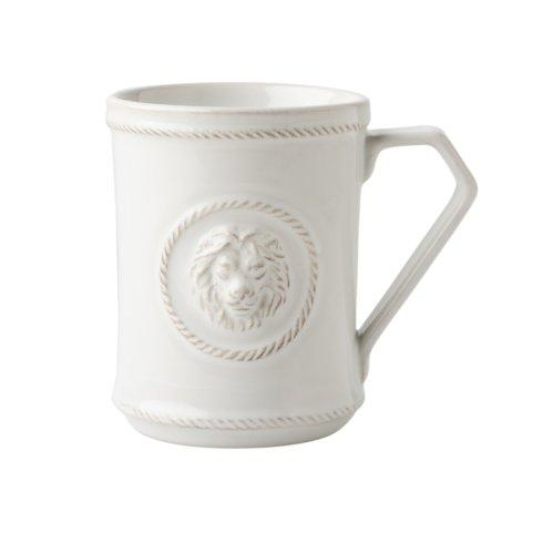 Juliska Berry & Thread Whitewash Cupfull of Courage Mug $44.00