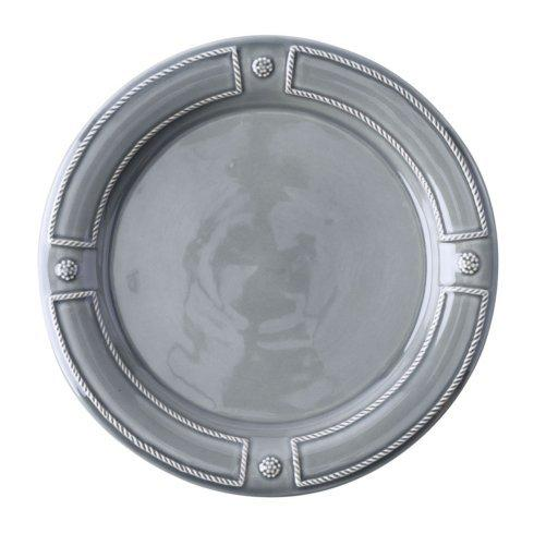 Juliska French Panel French Panel Stone Grey Dinner Plate $40.00