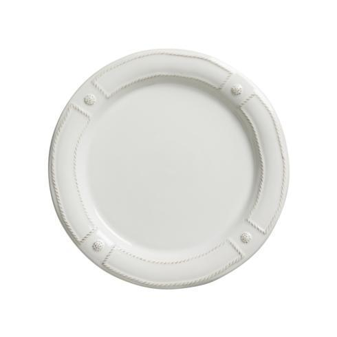 Juliska French Panel Whitewash Dinner Plate $40.00