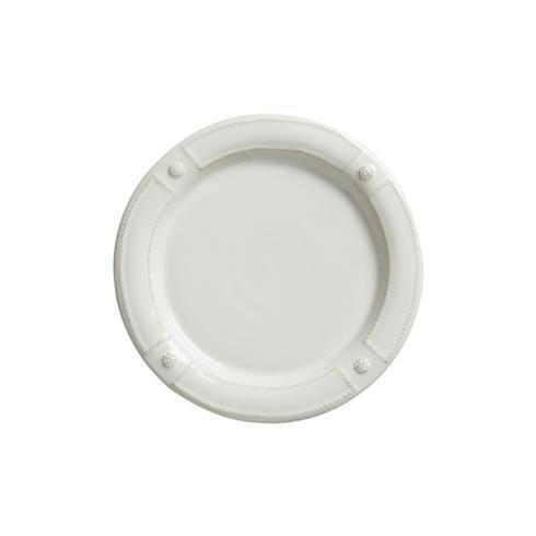 Juliska French Panel Whitewash Dessert/Salad Plate $38.00