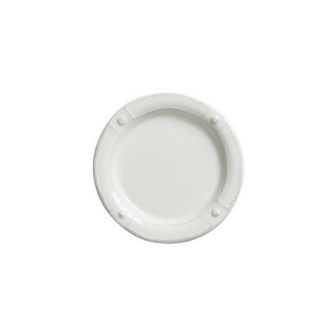 Juliska French Panel French Panel Whitewash Side/Cocktail Plate $22.00