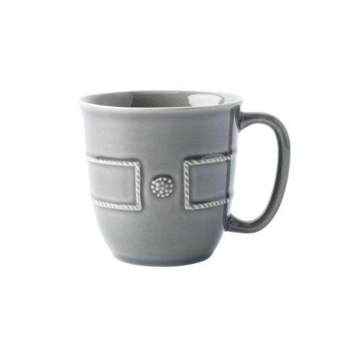 Juliska French Panel French Panel Stone Grey Cofftea Cup $30.00