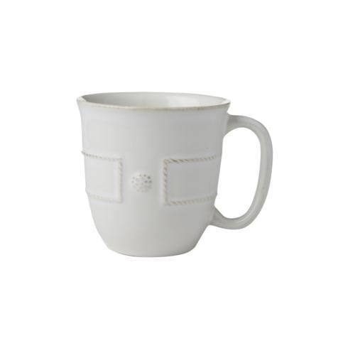 Juliska French Panel French Panel Whitewash Cofftea Cup $30.00