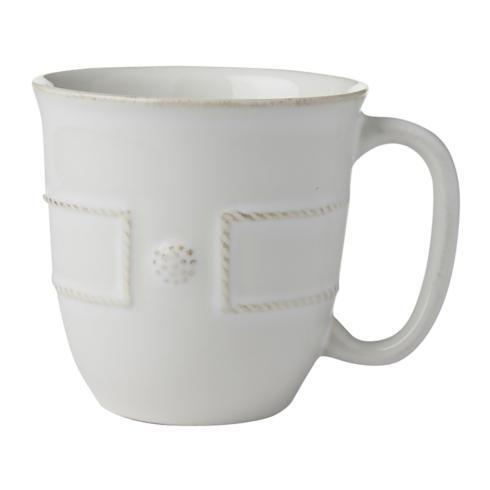 Juliska  Whitewash Coffee Cup (French Panel ) $30.00