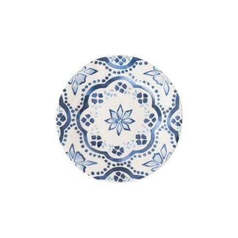 Juliska Iberian Journey Indigo Side/Cocktail Plate $24.00