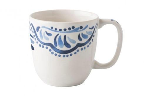 Juliska Iberian Journey Indigo Cofftea Cup $28.00