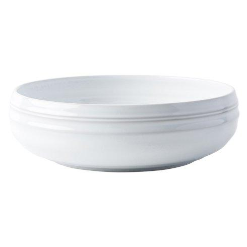 "Juliska  Bilbao White Truffle 12"" Serving Bowl $125.00"