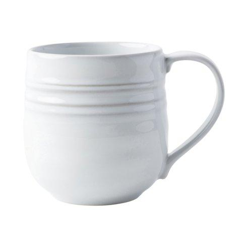 Juliska  Bilbao White Truffle Cofftea Cup $22.00