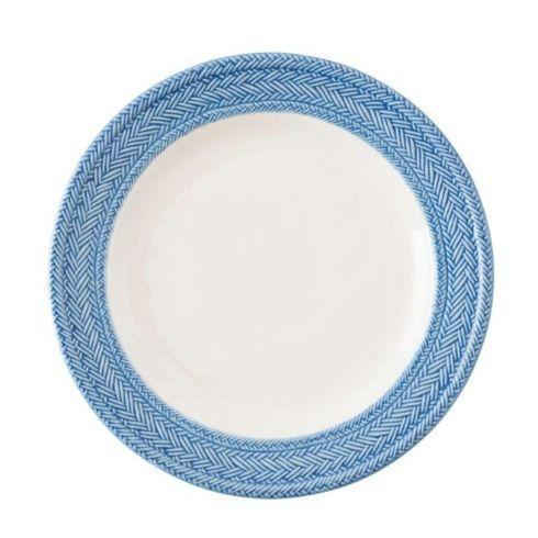 Juliska Le Panier White/Delft Dinner Plate $42.00