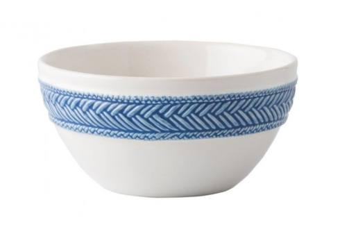 Juliska Le Panier White/Delft Cereal/Ice Cream Bowl $34.00