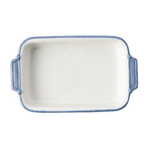Juliska Le Panier White/Delft Rectangular Baker $98.00