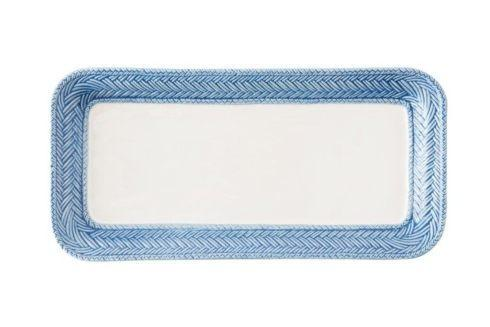 Juliska Le Panier White/Delft Hostess Tray $59.00