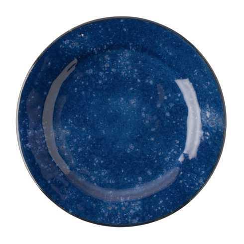 Juliska Puro Dappled Cobalt Dinner Plate $32.00