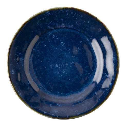 Juliska Puro Dappled Cobalt Side/Cocktail Plate $18.00