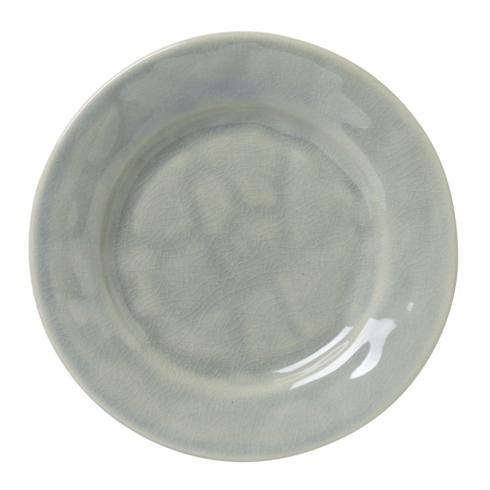 Juliska Puro Mist Grey Crackle Side/Cocktail Plate $18.00