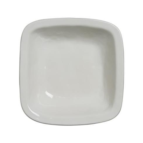 "Juliska Puro Whitewash 12.5"" Rounded Square Serving Bowl $72.00"