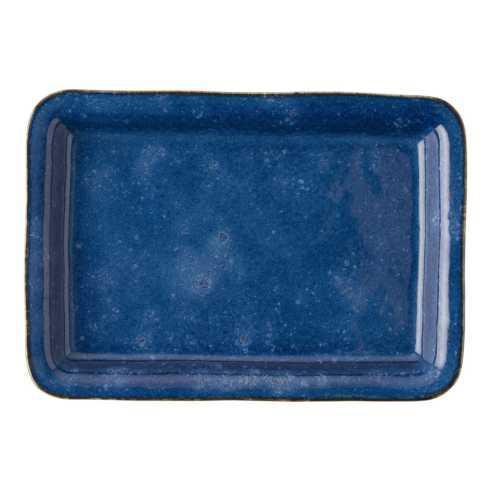 """Juliska Puro Dappled Cobalt 16"""" Tray/Platter $85.00"""