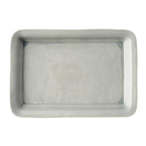 "Juliska Puro Mist Grey Crackle 16"" Tray/Platter $85.00"