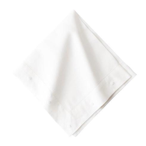 Juliska Linens Napkins Berry Embroidered White Napkin $30.00