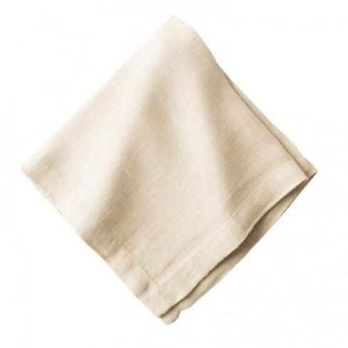 Juliska Linens Napkins Heirloom Linen Flax Napkin $12.00
