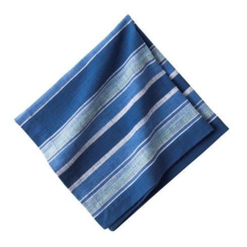 $15.00 Indigo Stripe Napkin