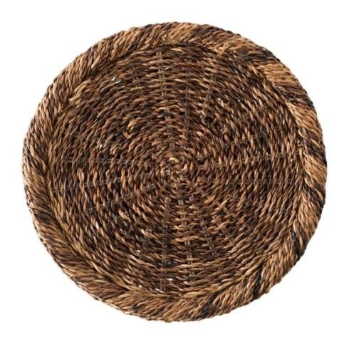 Juliska Linens Placemats Rustic Rope Natural Charger $42.00