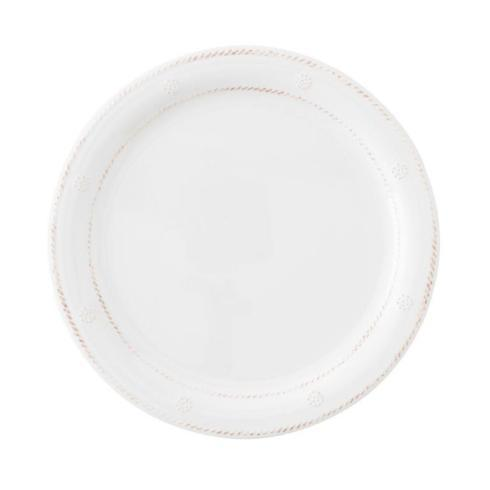 Juliska  Melamine Berry & Thread Melamine Whitewash Dinner Plate $25.00