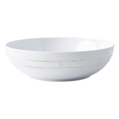 "$49.00 Berry & Thread Melamine Whitewash 12"" Bowl"