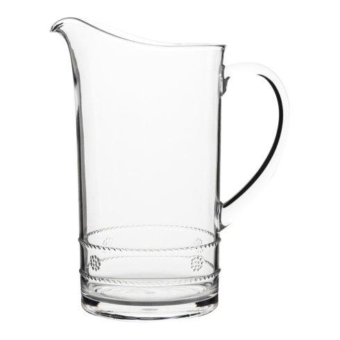 Juliska  Isabella Acrylic Pitcher $49.00