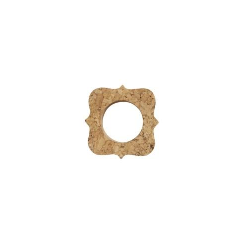 Juliska Quinta Cork Natural Napkin Ring $12.00