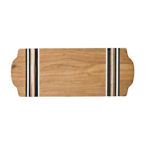 Juliska  Stonewood Stripe Large Serving Board $175.00