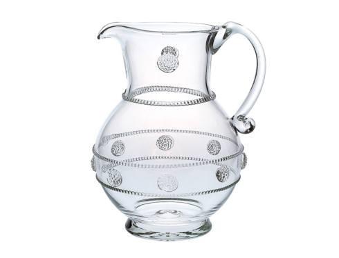 Juliska Bohemian Glassware (Mouth Blown) Isabella Large Pitcher $175.00