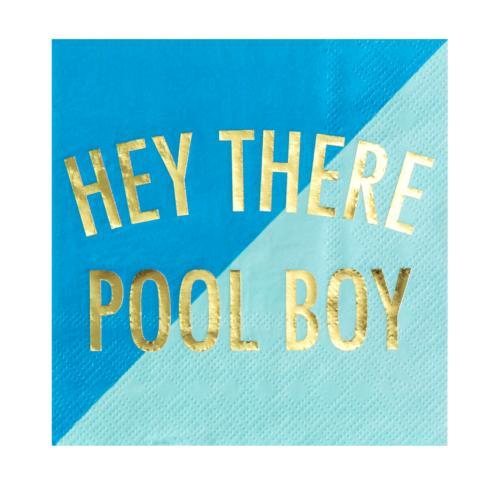 Hey There Pool Boy