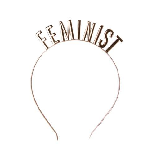 Feminist Headband