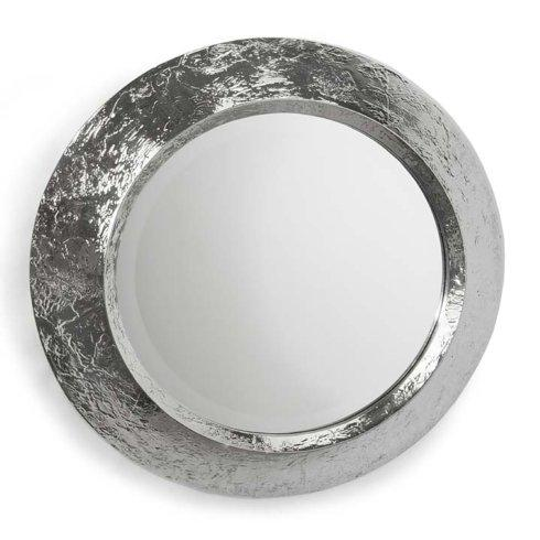 John Ward Exclusives  MISCELLANEOUS PLATED NICKEL CONVEX MIRROR $273.00