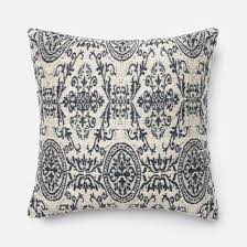 Loloi Rugs   BLUE PILLOW $98.50